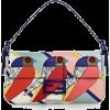 fendi bird bag - Borsette -