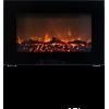 firesense modern electric wall fireplace - Мебель -