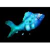 Fish Blue - 动物 -