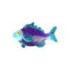 Fish Colorful - Animals -