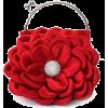 floral bag - Schnalltaschen -