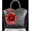floral bag - Hand bag -