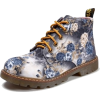 floral boot - Boots -