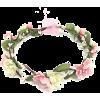 floral crown - Mützen -