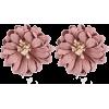 floral earrings - Orecchine -