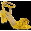 floral sandals - Sandały -