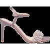 floral stiletto sandal - Sandali -