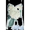 floral top - Camicia senza maniche -