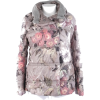 flower jacket - Jacket - coats -