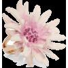 flower ring - Rings - 240.00€  ~ $279.43