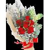 flowers - People -