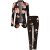 flowers suit - Abiti -