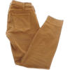 folded jeans - Jeans -