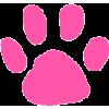 footstep dog - Illustrations -