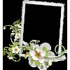 Frame White - Ramy -