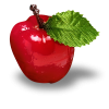Fruit Red - Frutas -