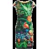 fruit dress - ワンピース・ドレス -