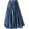 full gathered skirt - Skirts -