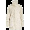 fuzzy coat - Jacket - coats -