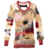 fuzzy sweater - Pullovers -