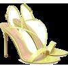 gianvito rossi MANHATTAN - Sandals - $795.00