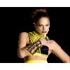 Girl Yellow Casual People - People -