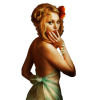 Girl Orange - People -