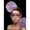 Girl Purple - People -