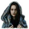 girl in blue 2 - People -