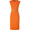 Dresses Orange - sukienki -