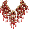 Necklaces Red - Necklaces -
