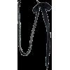 Necklaces Black - Naszyjniki -