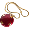 Necklaces Red - ネックレス -