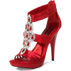 Shoes Red - Shoes -