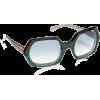 Sunglasses Green - Occhiali da sole -