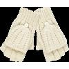 Gloves Beige - Gloves -
