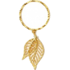 Gold Leaves Ring - リング - 145.20€  ~ ¥19,027