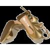 golden heels - Classic shoes & Pumps -