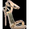 golden sandals2 - Sandals -