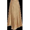 golden skirt - Gonne -