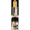gold lipstick - Cosmetics -