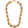 gold necklace - Necklaces -