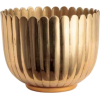 gold plant stand - Arredamento -