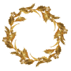 gold wreath - Items -