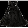 gothic wedding gown - Wedding dresses -
