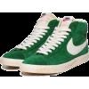 Green Nikes - Tenisice -