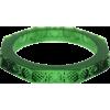 green bangle - Narukvice -