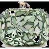 green clutch - Torbe z zaponko -