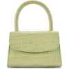 green handbag - Bolsas pequenas -