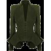 green jacket - Marynarki -